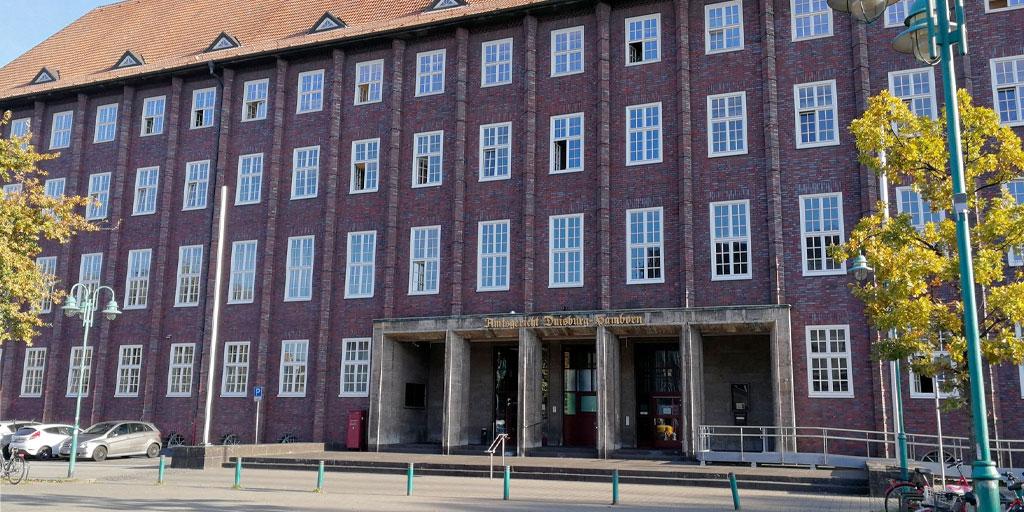 Amtsgericht Duisburg Hamborn - Nowag & Wirtz in Moers
