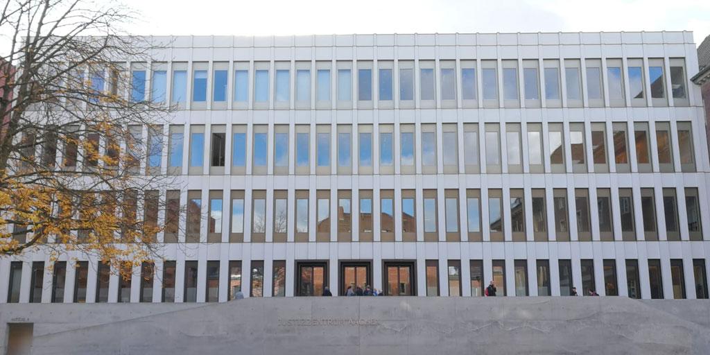 Justiz Zentrum Aachen - Nowag & Wirtz in Moers