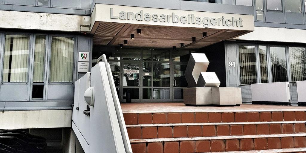 Landesarbeitsgericht Hamm - Nowag & Wirtz in Moers