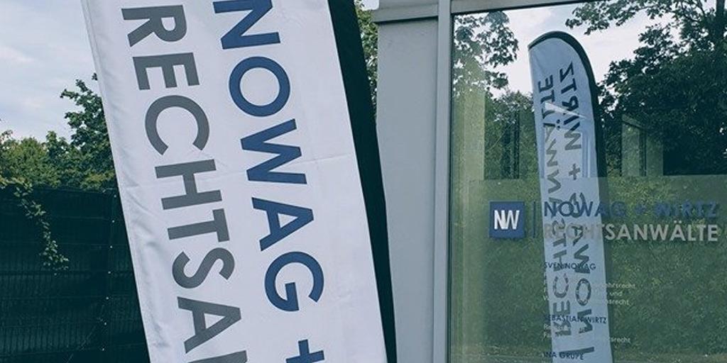 Bitte biegen Sie die nächste links ab - Nowag & Wirtz
