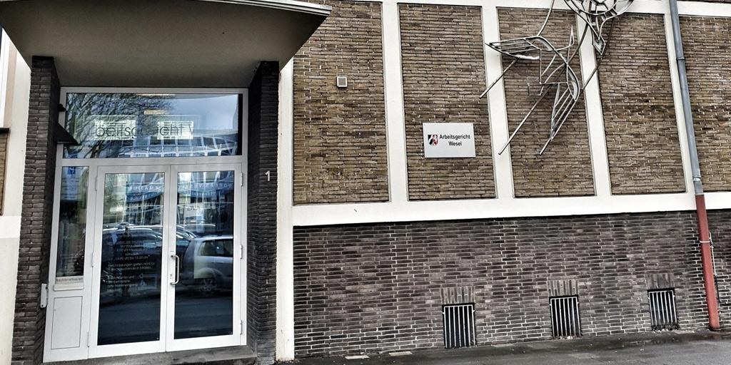 Arbeitsgericht Wesel
