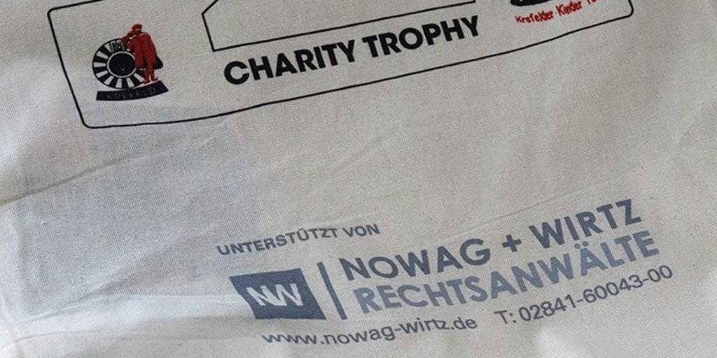 Wir unterstützen die 7. Round Table Charity Trophy