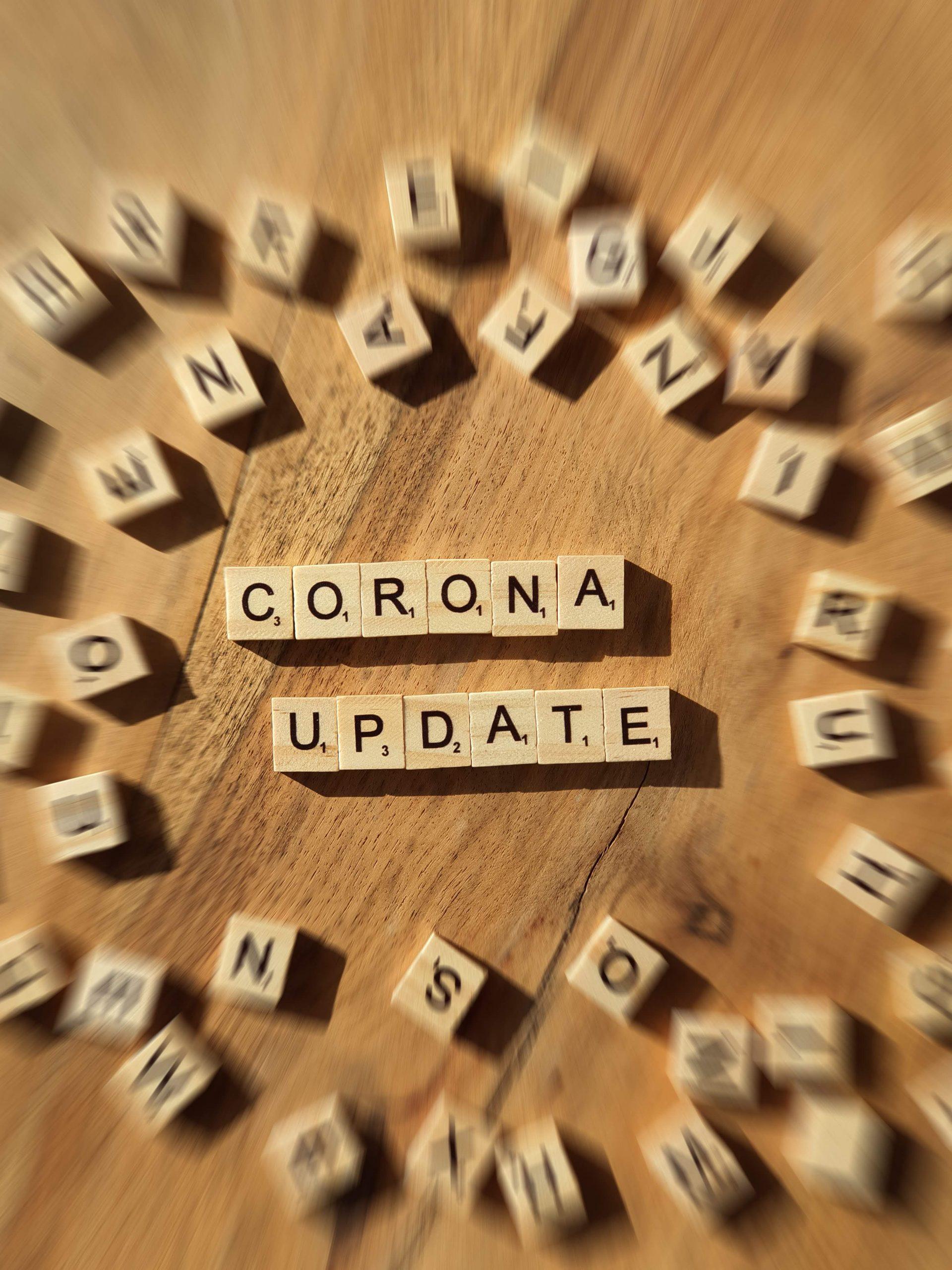 Aktuelle Corona-Maßnahmen im November